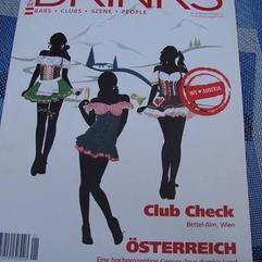 Drinks Magazin Ausgabe 2014 Nr.1